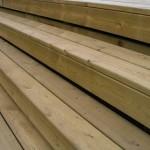 Steps. FSC Softwood Decking